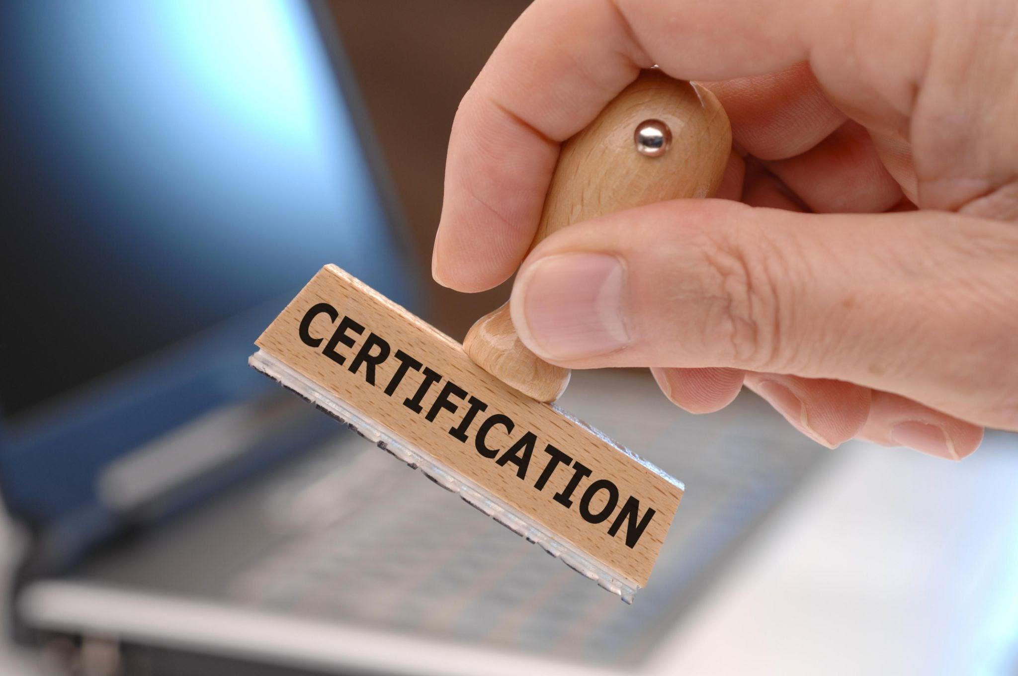 Сертификация автосервиса