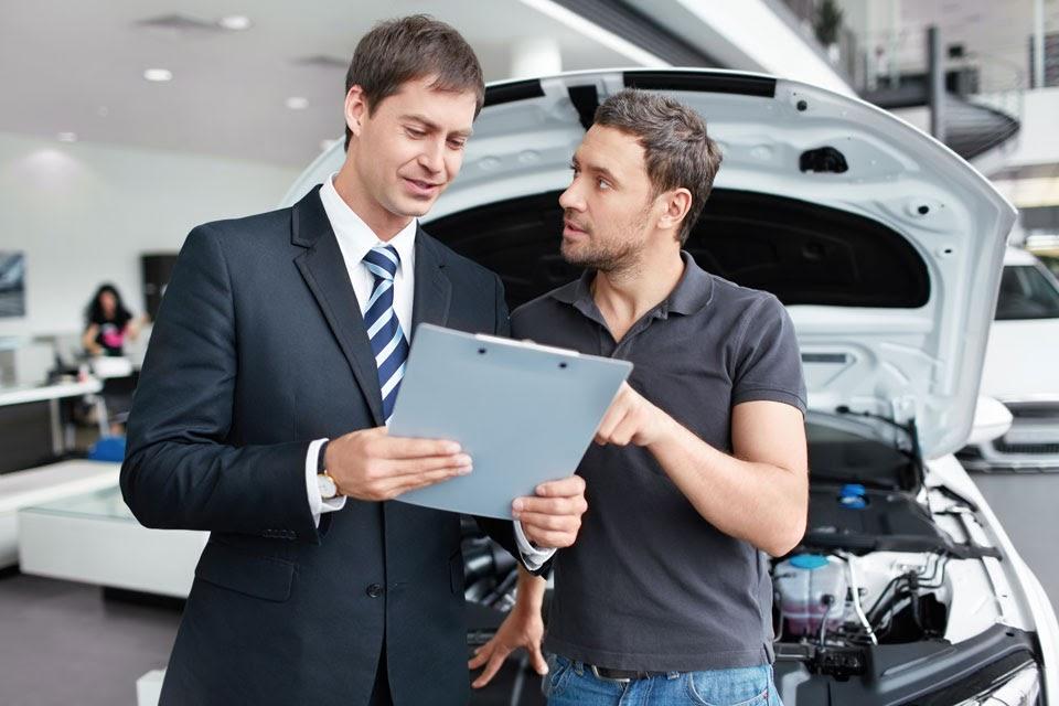 Как работать с бланком заказ-наряда на выполнение работ в автосервисе?