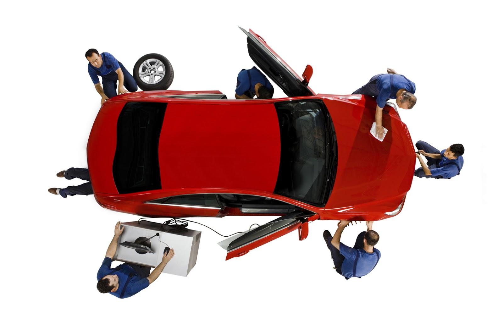 Работа и учет заказ-нарядов автосервиса