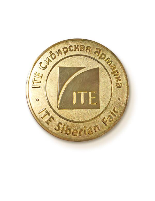 Большая золотая медаль за разработку и внедрение программного обеспечения для автомобилистов, 2012