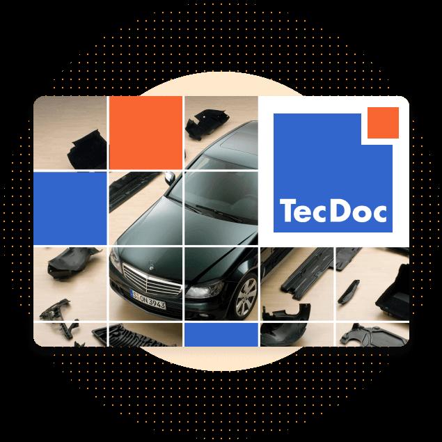 Каталог неоригинальных запчастей TecDoc